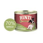 Влажный корм для собак RINTI GOLD mit Wildschwein Дикий кабан 0,185 кг