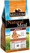 MEGLIUM BREEDERS ADULT корм д/собак  20 кг