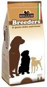 MEGLIUM BREEDERS корм д/собак с чувствительным пищеварением рыба/рис 20кг