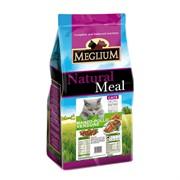 MEGLIUM корм д/кошек говядина/курица/овощи 15 кг