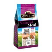MEGLIUM корм д/кошек курица/индейка 15 кг