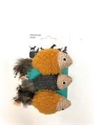 Petpark игрушка для кошек Рыбки 3 шт