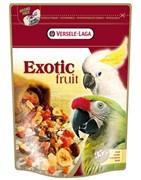Versele-Laga лакомство с фруктами для крупных попугаев, Exotic Fruit