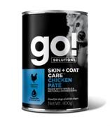 Go! консервы с курицей для собак всех возрастов