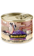 Бруксфилд  Adult Small Breed кон.д/собак мелких пород Говядина с Ягнёнком 200г