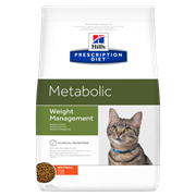 Hills PD Metabolic Feline 4 кг