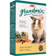 Padovan для кроликов, Grandmix Coniglietti 3 кг