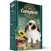 Padovan корм для кроликов и молодняка, Premium Coniglietti