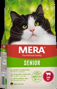 Mera Cats Senior Beef для пожилых кошек с говядиной
