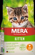 Mera Cats Kitten Chicken для котят с курицей