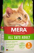 Mera Cats Adult All Cats Chicken для взрослых кошек с курицей 10 кг