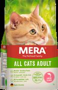 Сухой корм Mera Cats Adults All Cats Salmon для взрослых кошек с лососем 10 кг