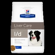 Hills PD Canine L/D - Хиллс LD лечебный сухой корм для собак с заболеваниями печени  5 кг