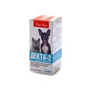 Глазные капли ДЕКТА-2 для кошек и собак, фл.5мл