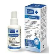 Слезинка гигиенический лосьон с маточным молочком для очищения глаз собак и кошек 50мл