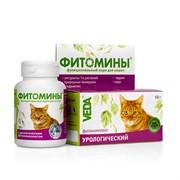Фитомины д/кошек с урологическим фитокомплексом 50г
