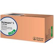 Ветмедин S, 1,25 мг 50 табл