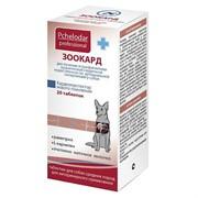 Зоокард Таблетки для средних пород собак 20 таб