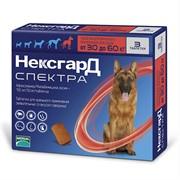 Нексгард СПЕКТРА XL для собак 30-60 кг. таб/ор.