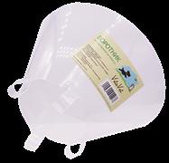 Воротник защитный на пластиковой застежке L (12.5 см) ВИТАВЕТ
