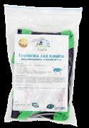 Попона для кошки послеоперационная на молнии (3-6кг) (со швом)