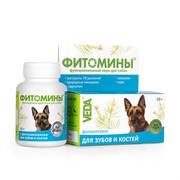 Фитомины д/собак с фитокомплексом для зубов и костей 50г