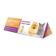 Дирофен паста 60 для взрослых собак и кошек, 10 мл
