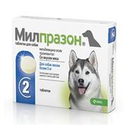 Милпразон таб для собак 2т 12,5мг