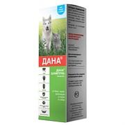 Дана шампунь антипаразитарный для кошек и собак, 150 мл