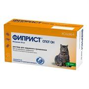 ФИПРИСТ Спот он д/кошек, пип.№3