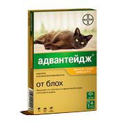 Адвантейдж 40 Капли для кошек до 4кг №4