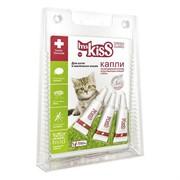 МК Капли (репел) для котят/мал кошек 3 шт.