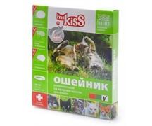 МК Ошейник (репел) для кошек белый 38 см