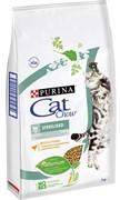 Cat Chow STERILISED корм для кошек птица 7 кг