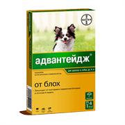 Адвантейдж для собак до 4кг 0,4мл №4