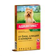 Адвантикс  40. Капли для собак до 4кг 0,4мл №4