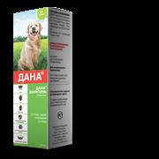 Дана Шампунь антипаразитарный для собак, 145 мл