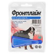 Фронтлайн Спот Он д/собак 40-60кг XL, 4,02мл №1