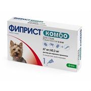 ФИПРИСТ Комбо д/с 2-10 кг, 0,67мл №1