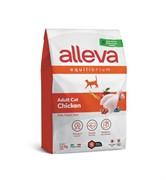 Alleva Equilibrium Cat сухой корм для взрослых кошек с курицей