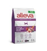 Alleva Equilibrium Cat сухой корм для взрослых кошек с уткой
