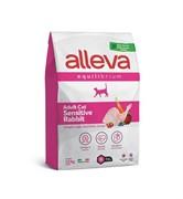 Alleva Equilibrium Cat сухой корм для взрослых кошек с кроликом