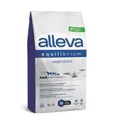 Alleva Equilibrium Weight Control Adult Mini Medium сухой корм для взрослых собак мелких и средних пород для контроля веса