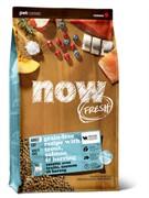Now Natural Holistic Беззерновой для взрослых кошек с форелью и лососем для чувствительного пищеварения (7,26 кг)