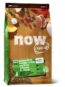 Now Natural Holistic Беззерновой для котят с индейкой, уткой и овощами (3,63 кг)