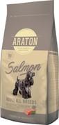 Araton для взрослых собак, с лососем и рисом 15 кг