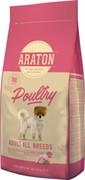 Araton для взрослых собак, с мясом птицы 15 кг