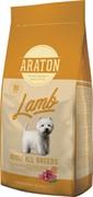 Araton для взрослых собак, с ягненком и рисом