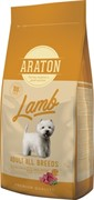 Araton для взрослых собак, с ягненком и рисом 15 кг