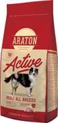 Araton для активных собак, с мясом птицы 15 кг